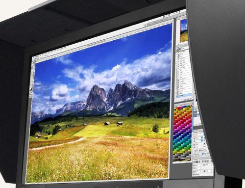 Qual o melhor monitor para tratamento de imagem?